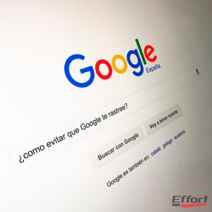 Como evitar que Google te rastree