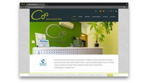 Diseño web centro dental Obis en Parets