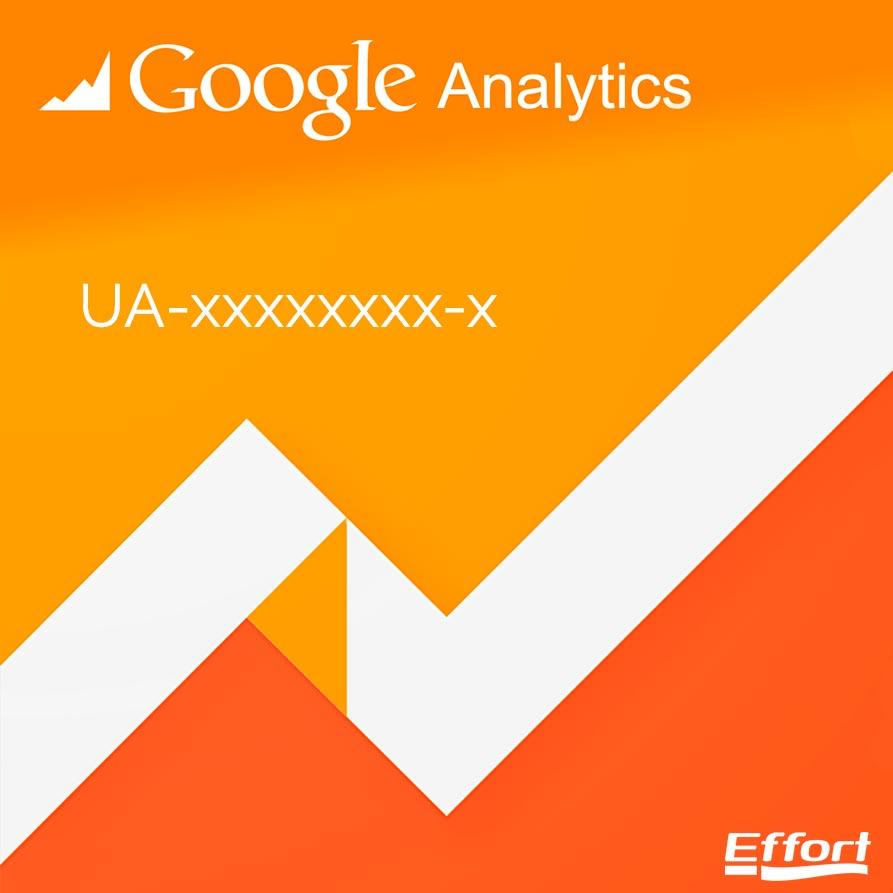 Como insertar código Google Analytics