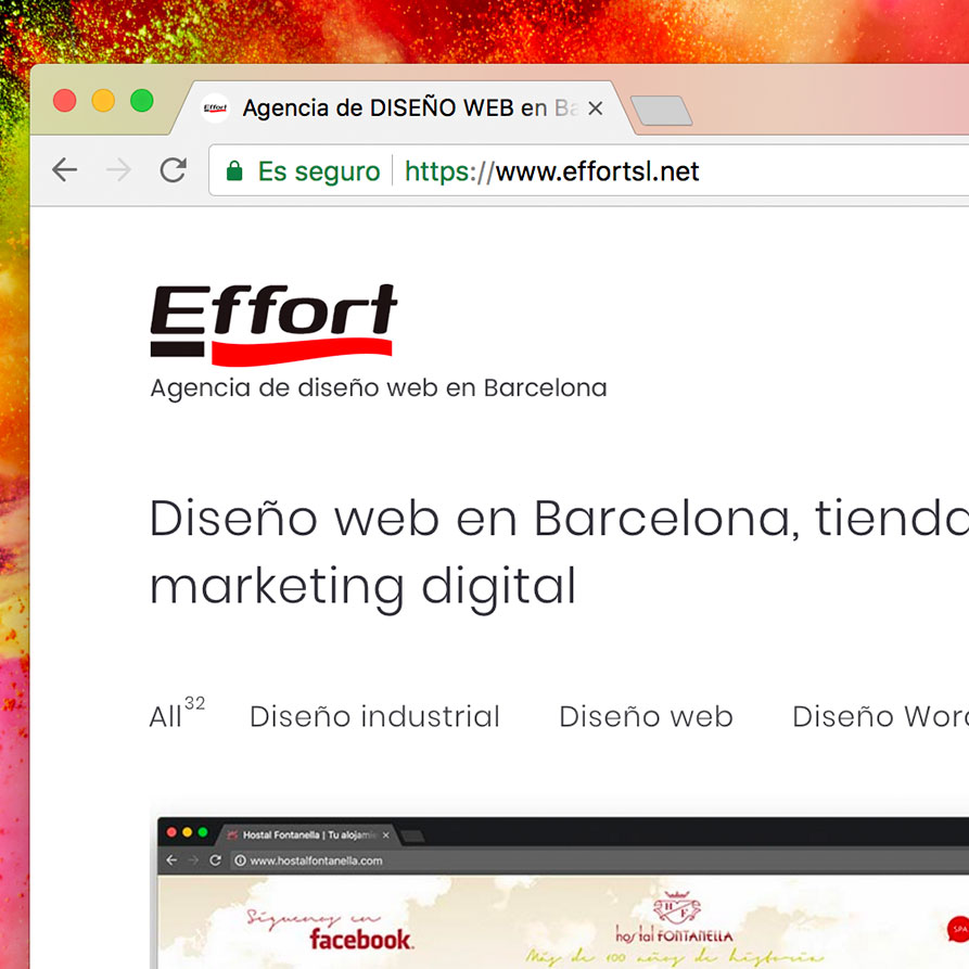 Certificado SSL Effortsl.Net