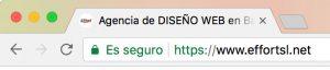 Certificado SSL para tu web o tienda online